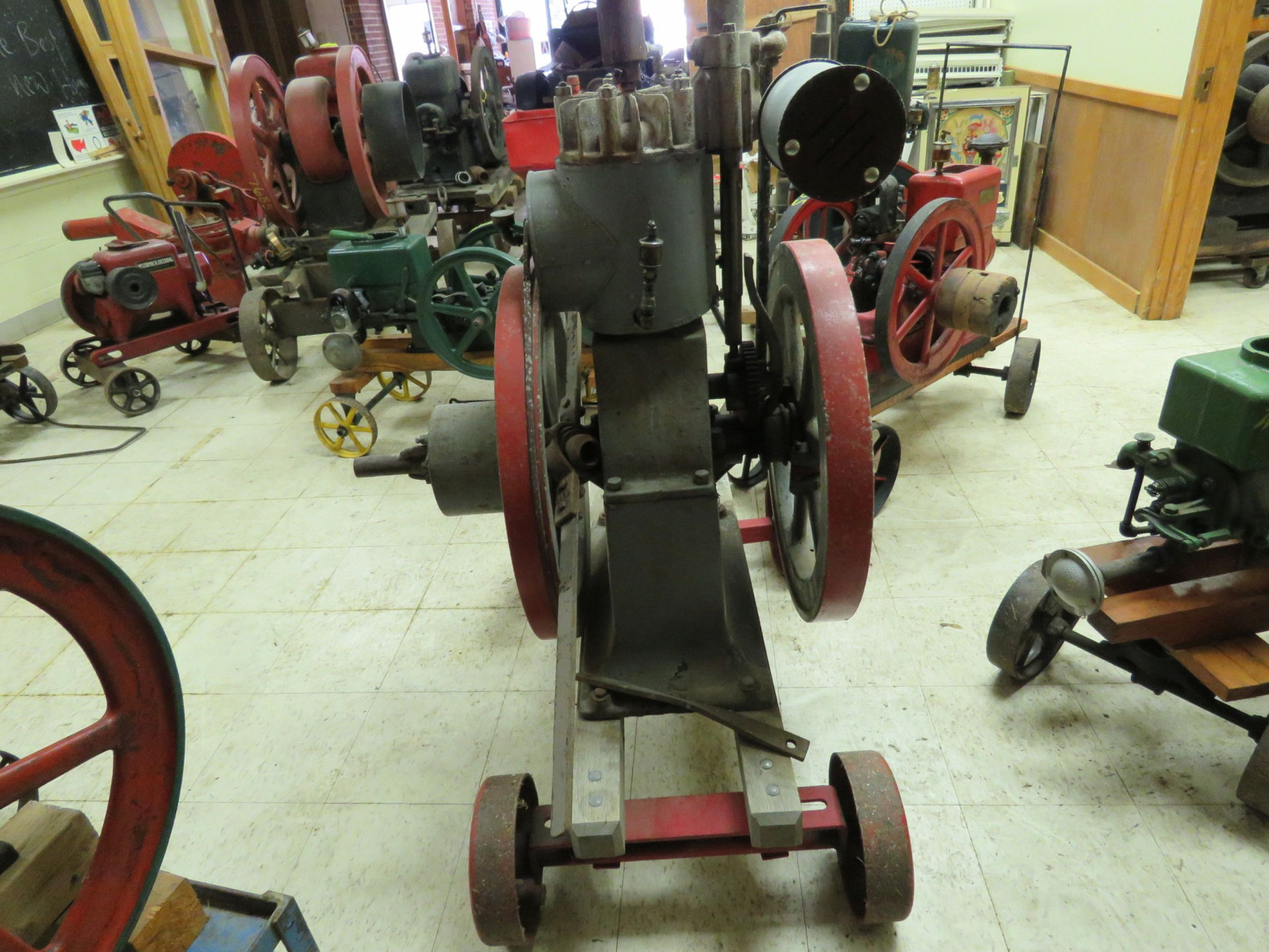 Myrick Eclipse 4HP Hit and miss engine - Image 3