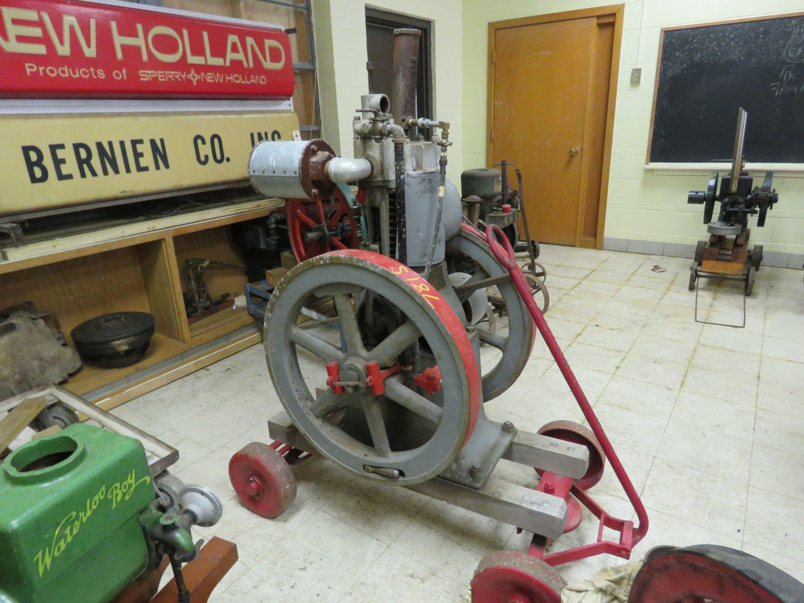 Myrick Eclipse 4HP Hit and miss engine - Image 4