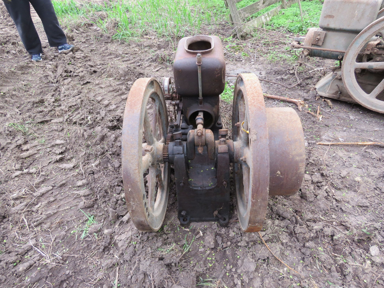 5Hp Stationary Gas engine 191673 - Image 4