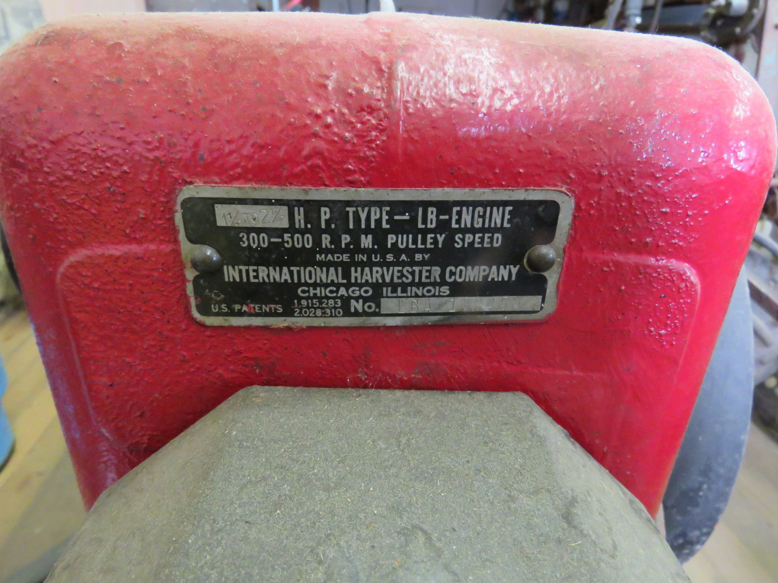International 1 1/2hp-2hp Type LB Gas Engine - Image 3
