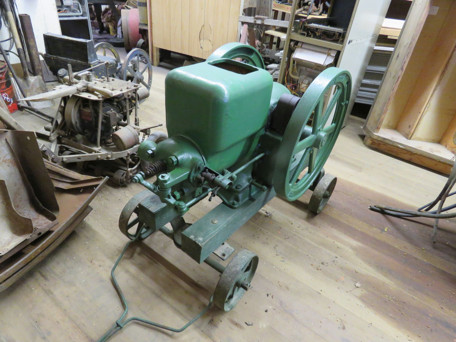 John Deere Type E 3hp Stationary Engine - Image 1
