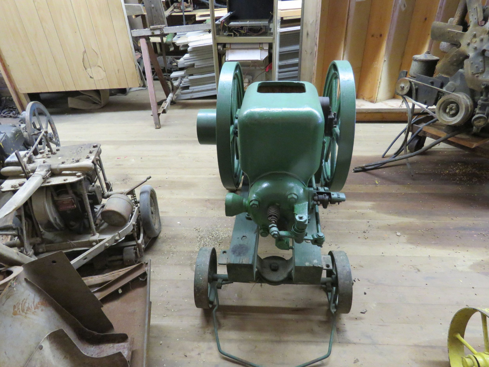 John Deere Type E 3hp Stationary Engine - Image 2