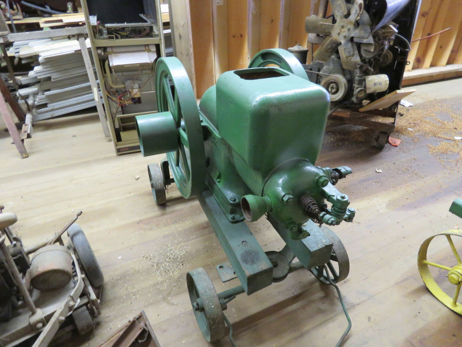 John Deere Type E 3hp Stationary Engine - Image 3