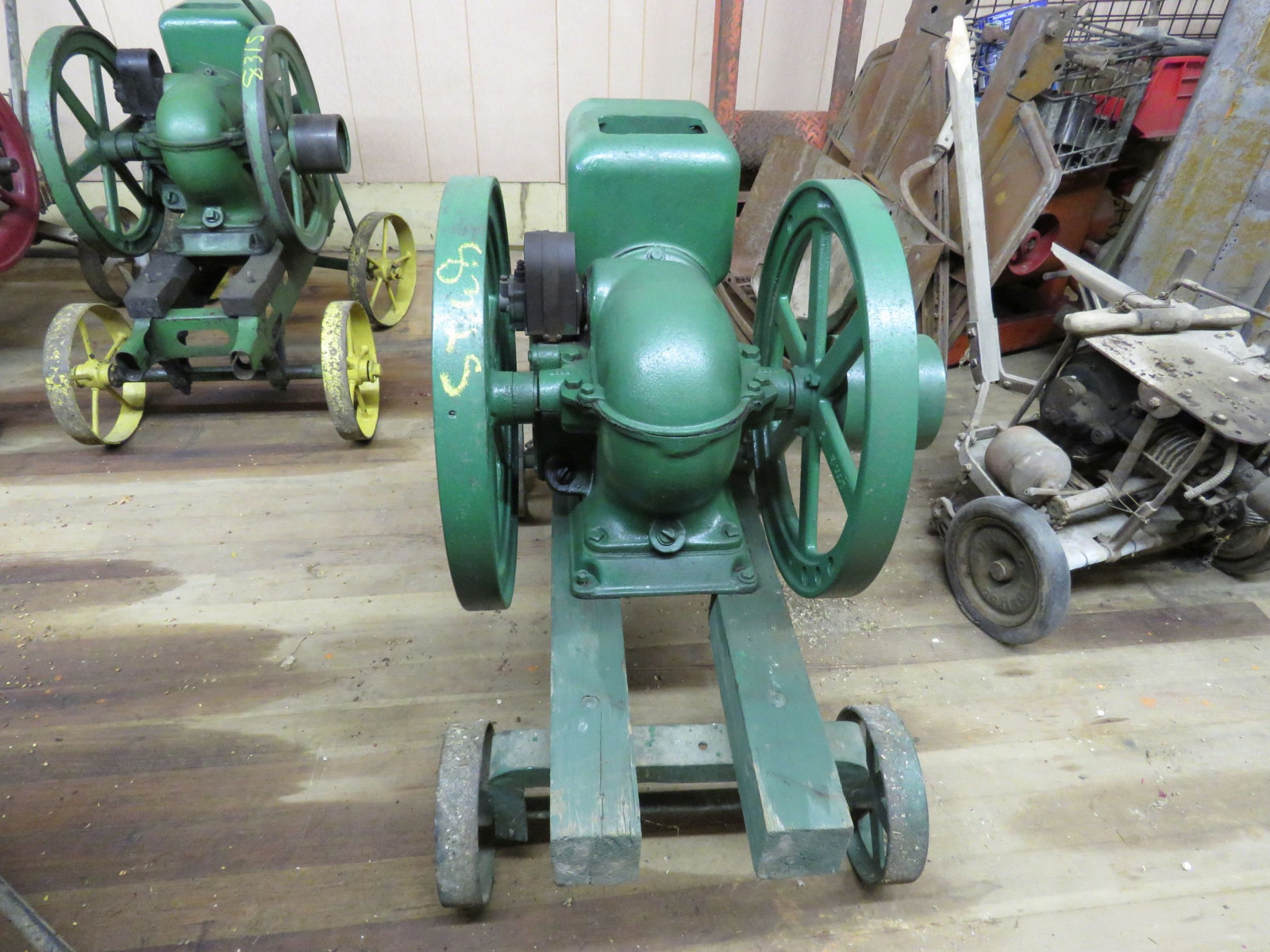 John Deere Type E 3hp Stationary Engine - Image 4
