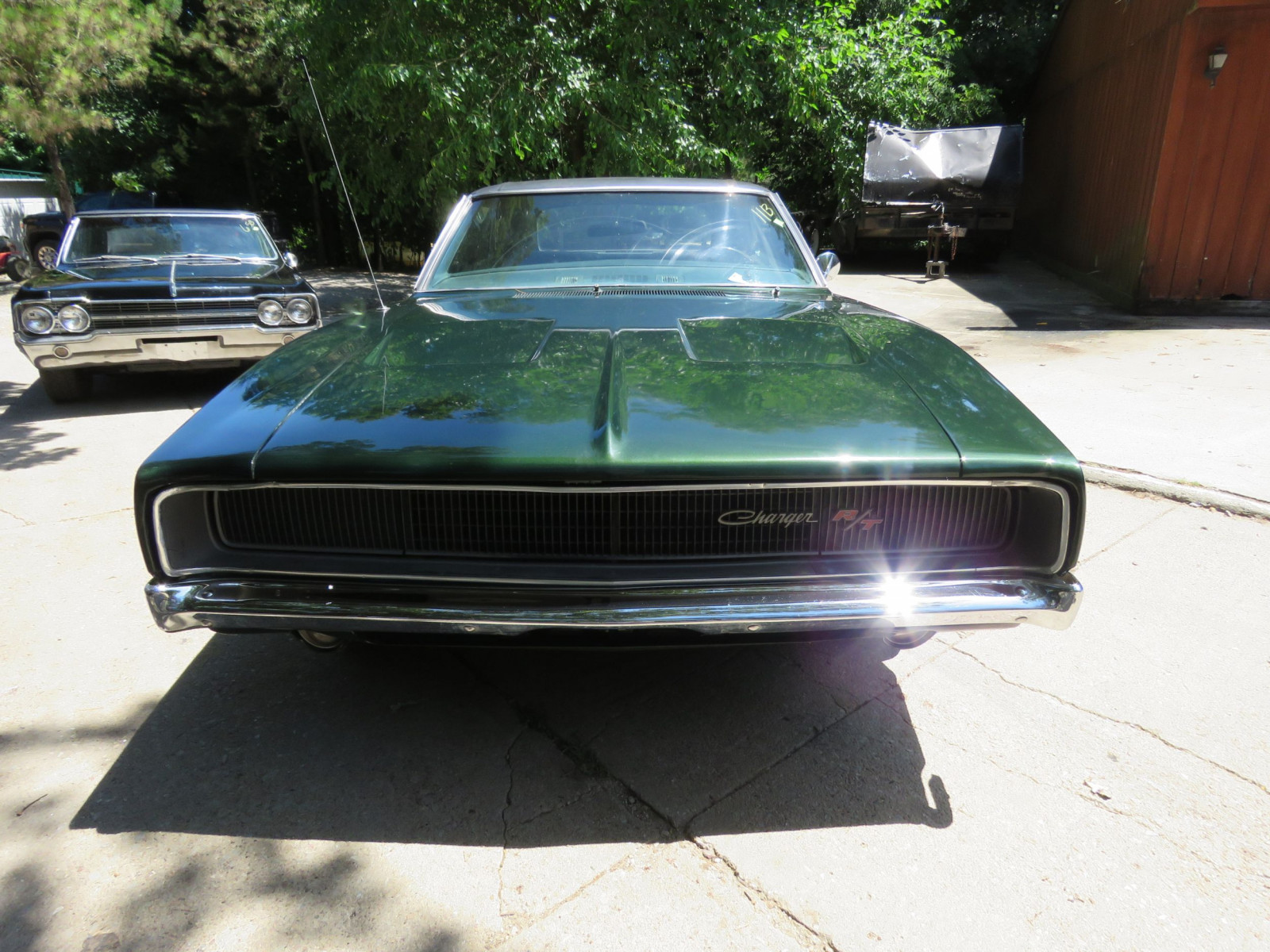 1968 Dodge Charger 2dr HT Coupe - Image 2