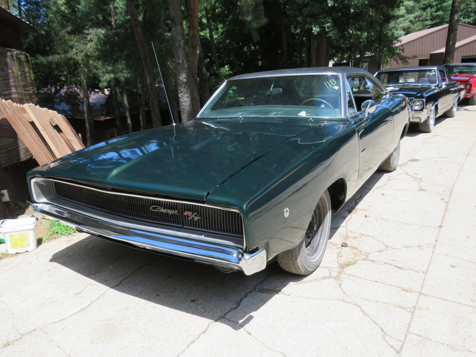 1968 Dodge Charger 2dr HT Coupe - Image 20