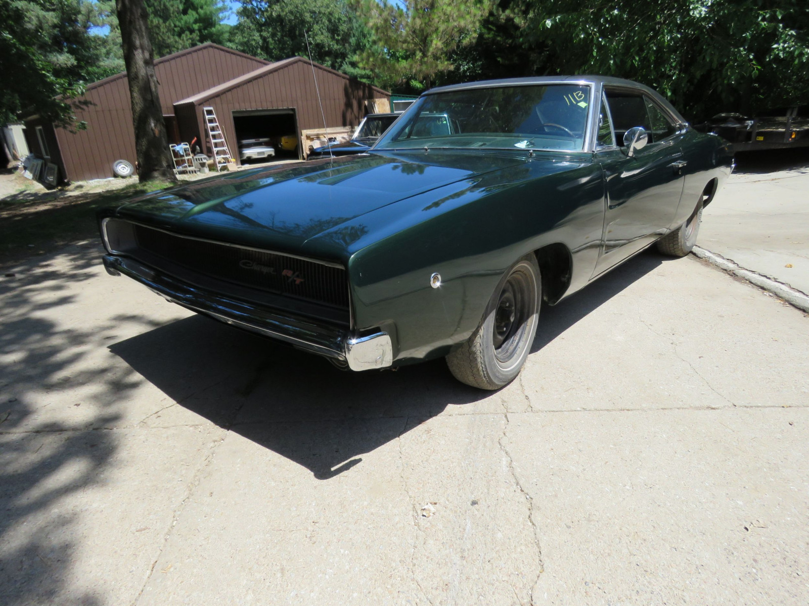 1968 Dodge Charger 2dr HT Coupe - Image 3