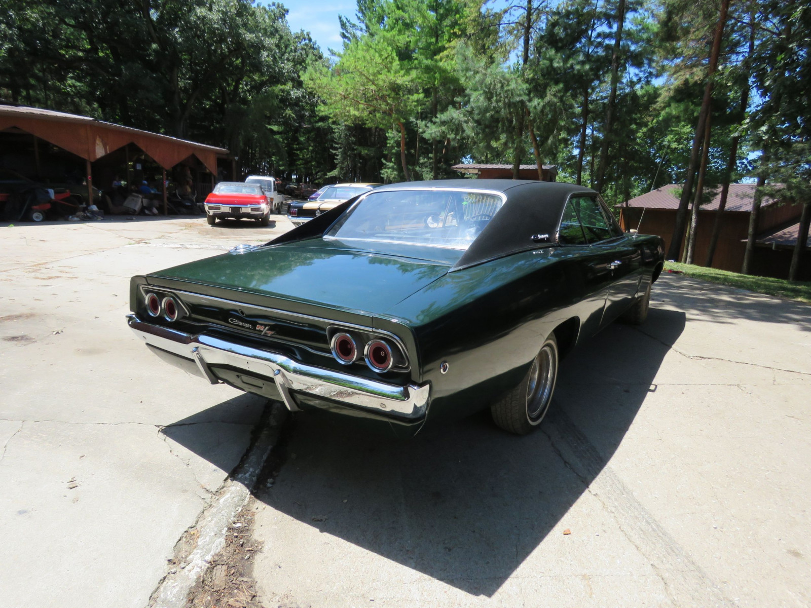 1968 Dodge Charger 2dr HT Coupe - Image 5
