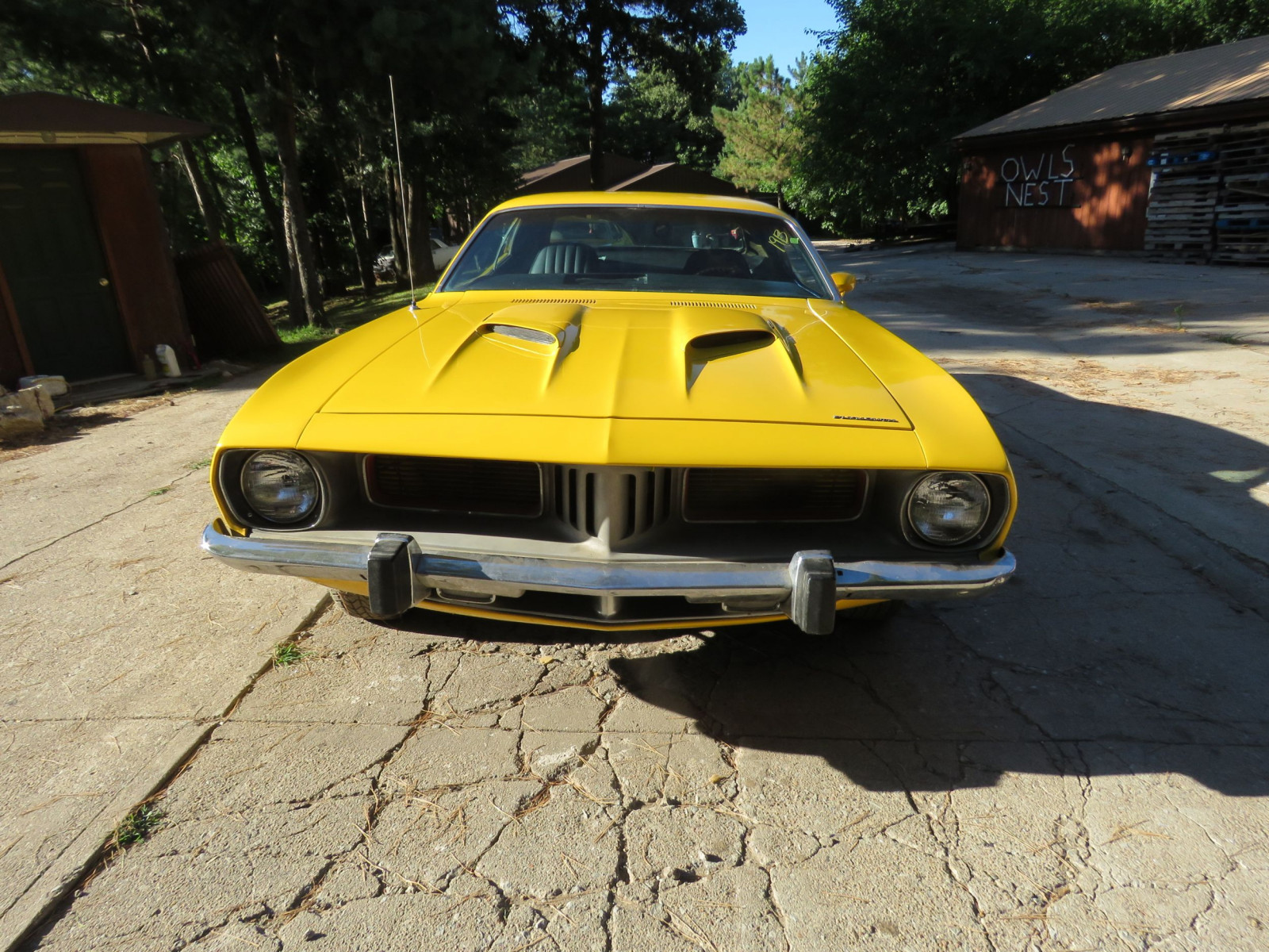 1973 Plymouth Barracuda 2dr HT - Image 2