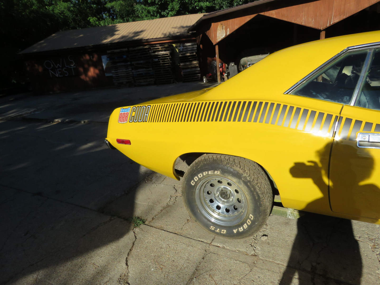 1973 Plymouth Barracuda 2dr HT - Image 4