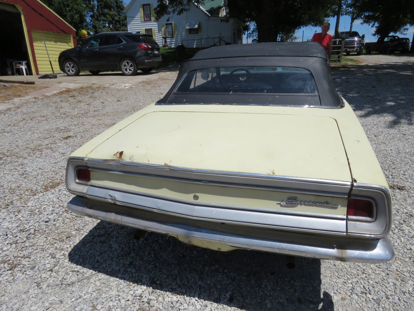 1968 Plymouth Barracuda Convertible - Image 7