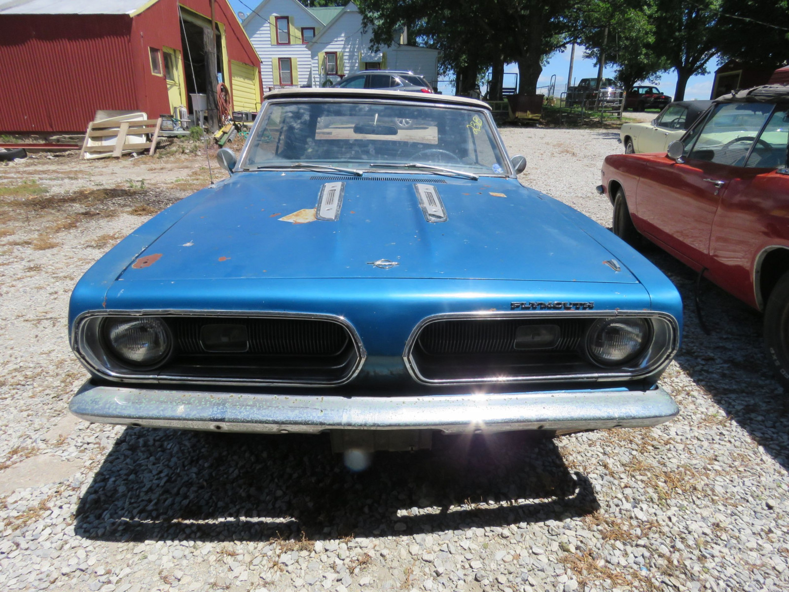 1968 Plymouth Barracuda Convertible - Image 2
