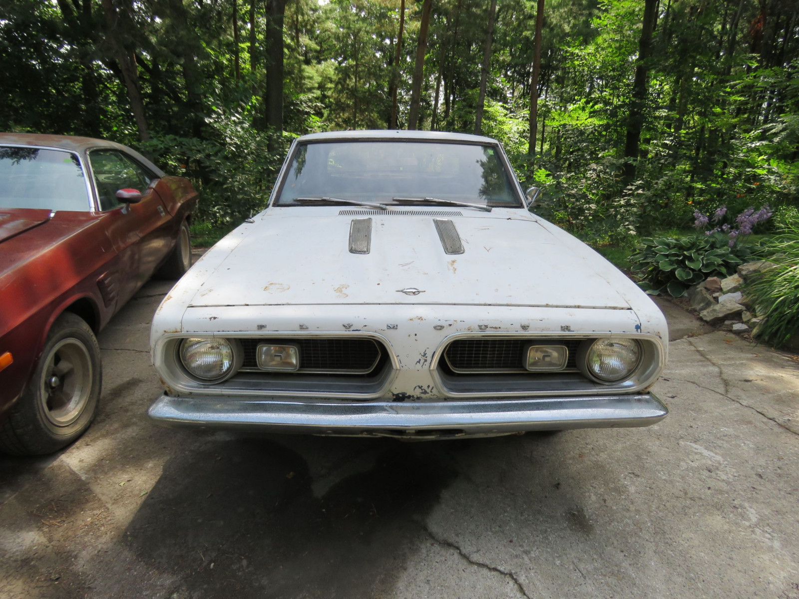 1967 Plymouth Barracuda 2dr HT Coupe - Image 2