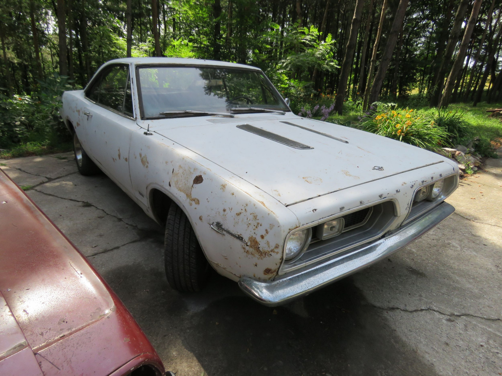 1967 Plymouth Barracuda 2dr HT Coupe - Image 3