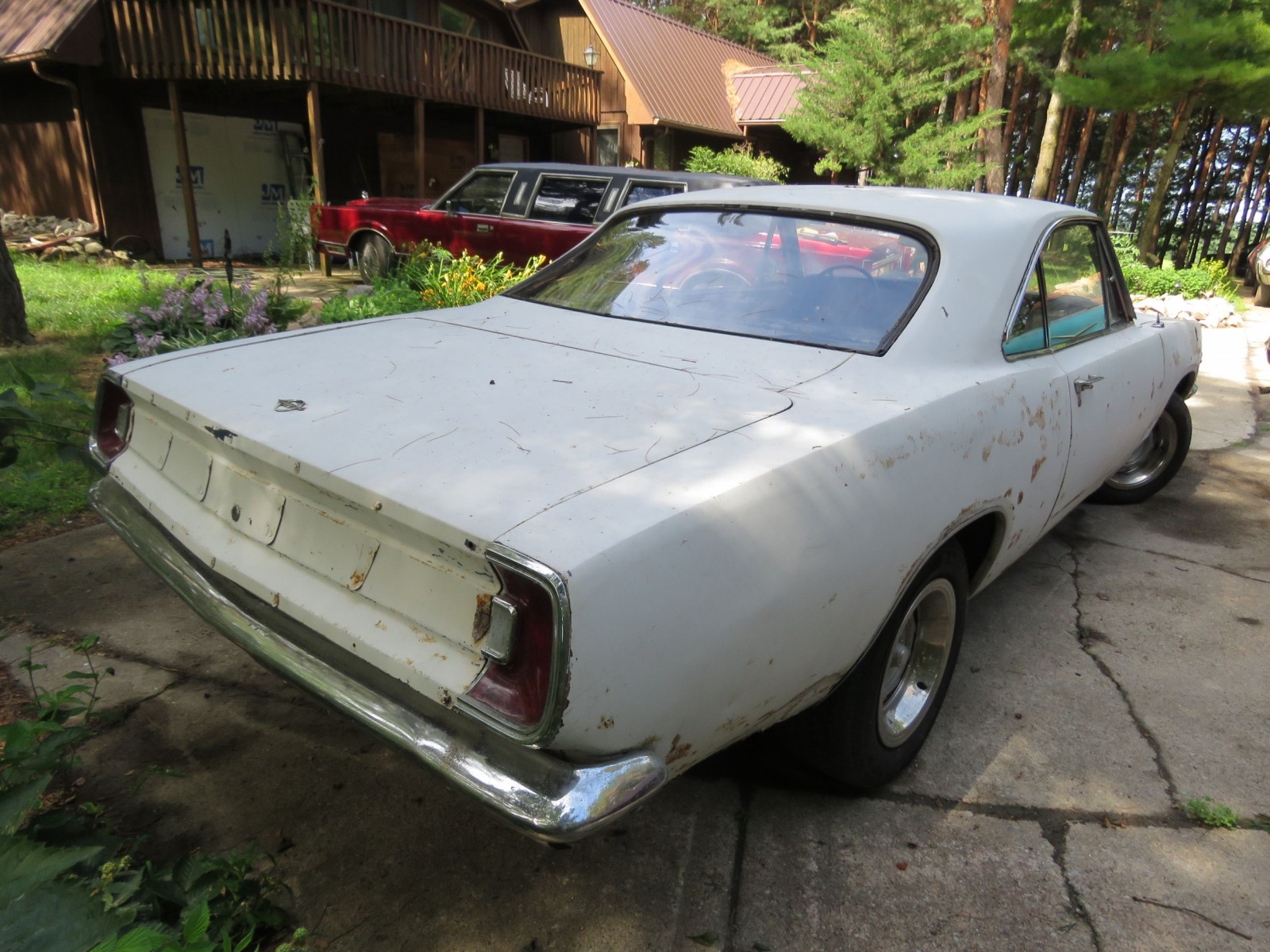 1967 Plymouth Barracuda 2dr HT Coupe - Image 5