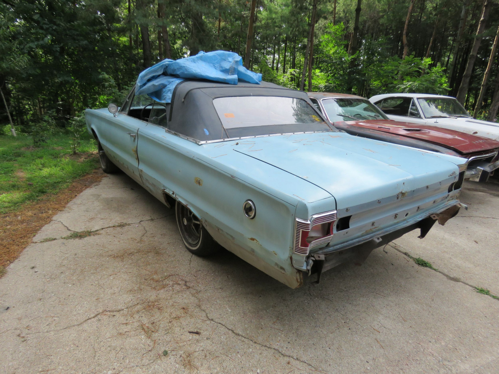 1967 Plymouth Satellite Convertible - Image 7