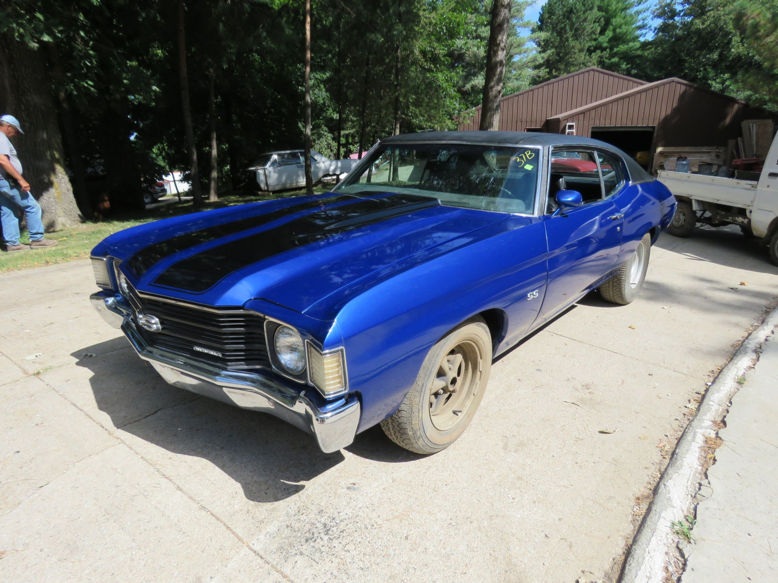 1972 Chevrolet Chevelle SS 2dr HT - Image 1