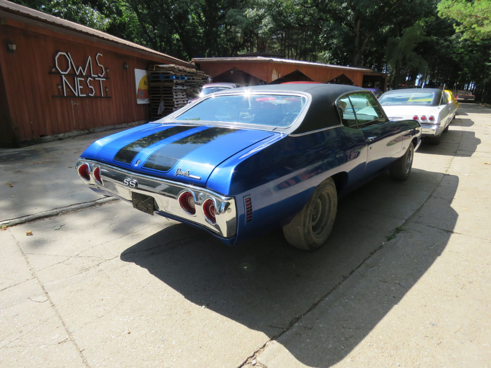 1972 Chevrolet Chevelle SS 2dr HT - Image 4