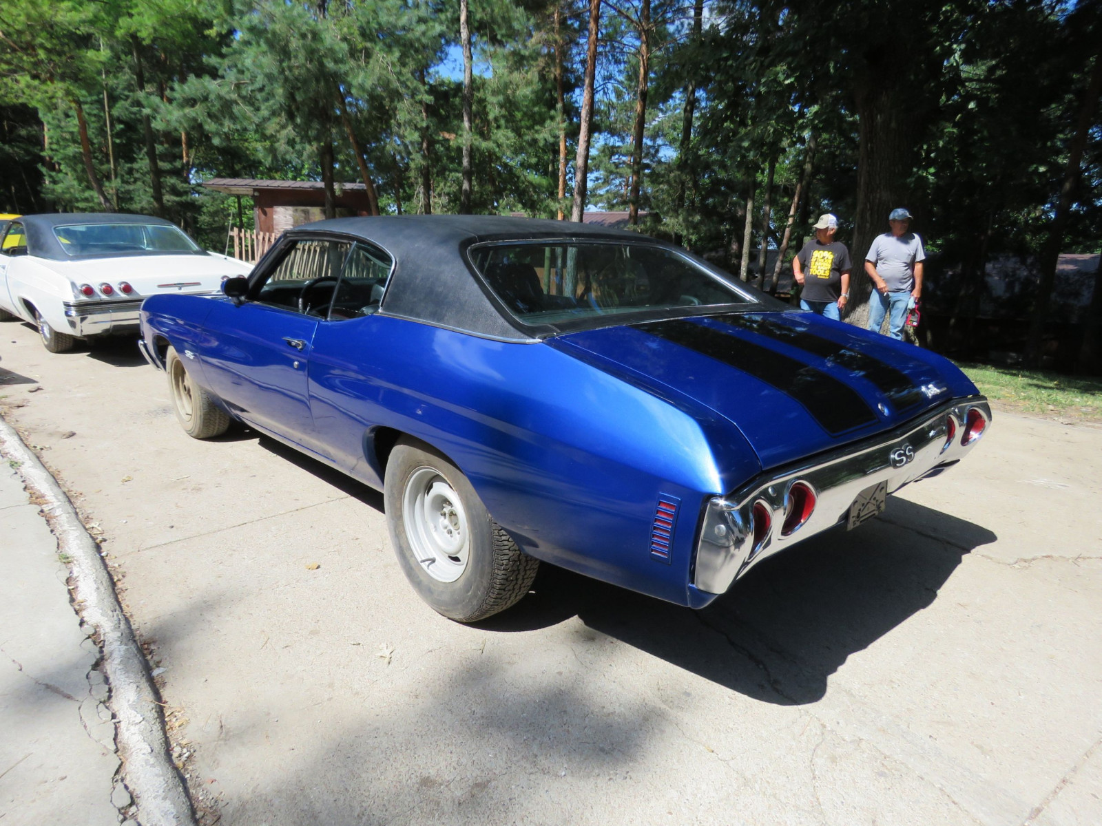 1972 Chevrolet Chevelle SS 2dr HT - Image 6