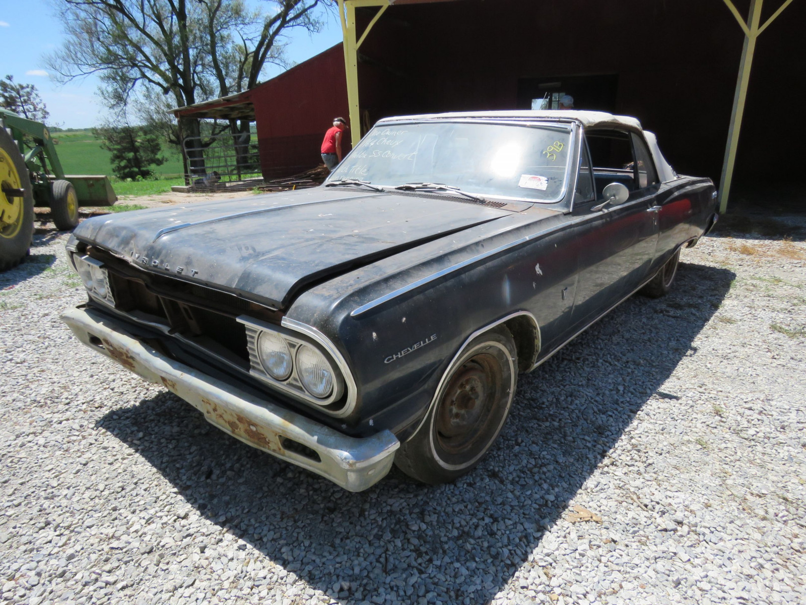 1964 Chevrolet Chevelle SS Convertible - Image 1