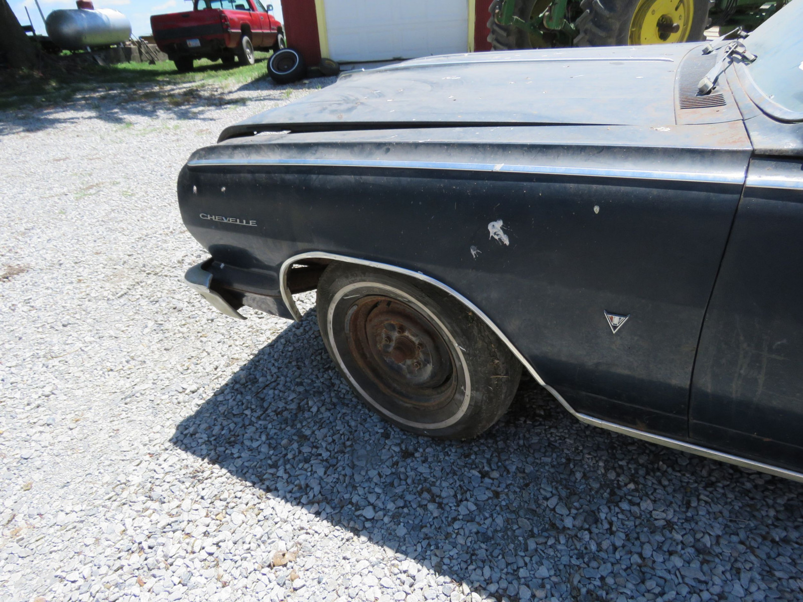 1964 Chevrolet Chevelle SS Convertible - Image 17
