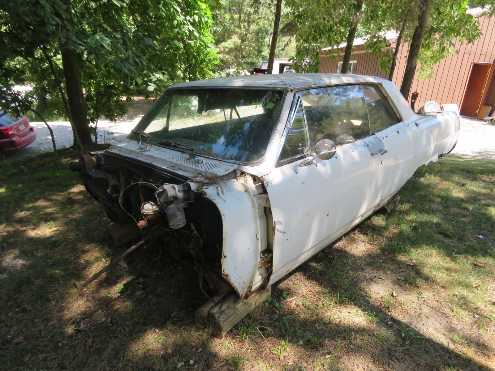 1964 Chevrolet Chevelle SS Project - Image 1