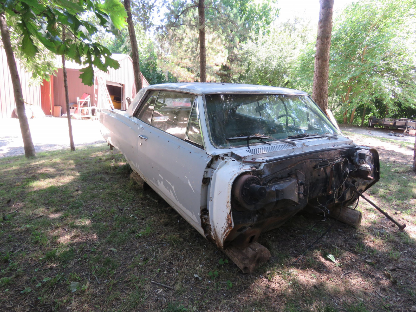 1964 Chevrolet Chevelle SS Project - Image 3