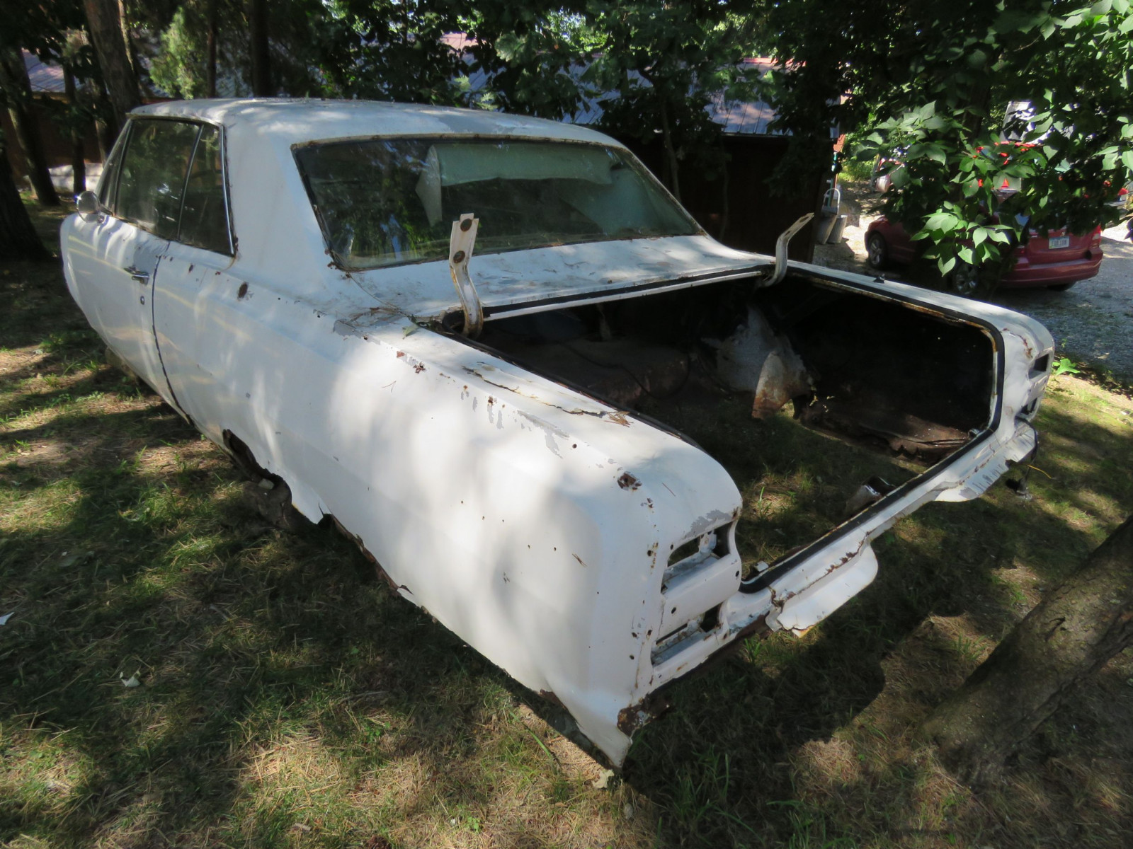 1964 Chevrolet Chevelle SS Project - Image 7