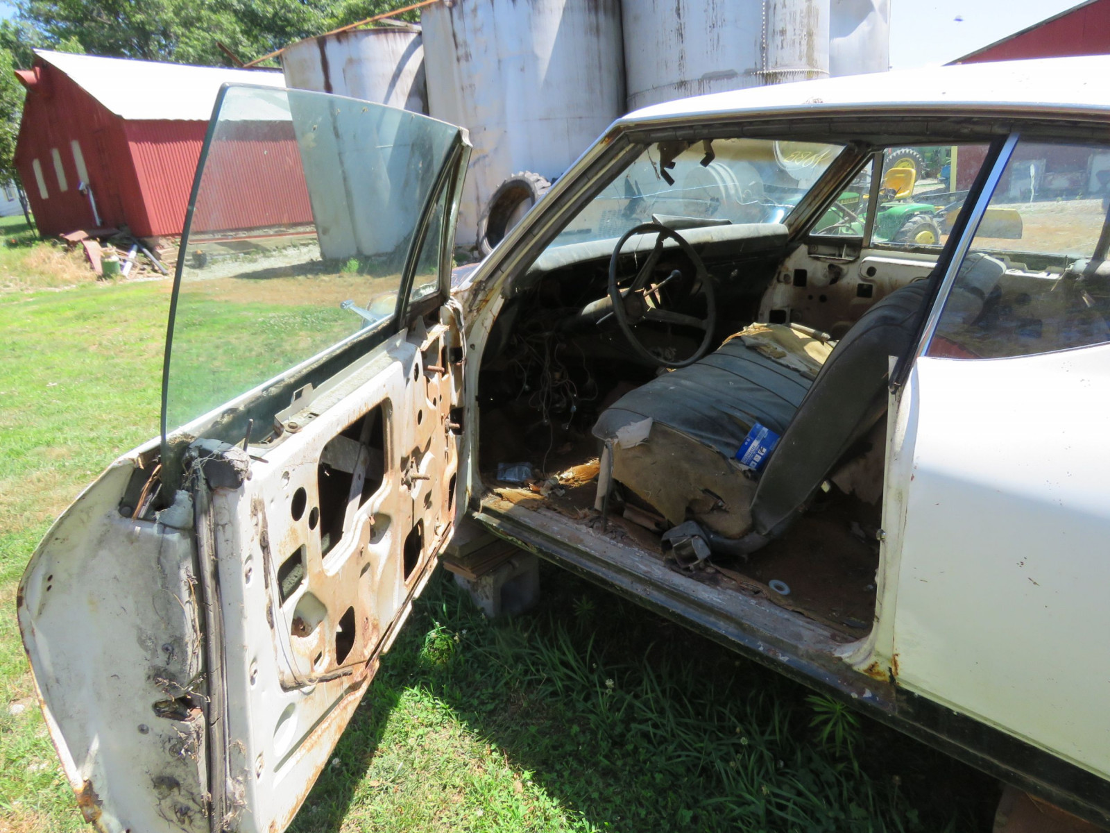 1968 Chevrolet Chevelle 2dr HT Project or Parts - Image 11