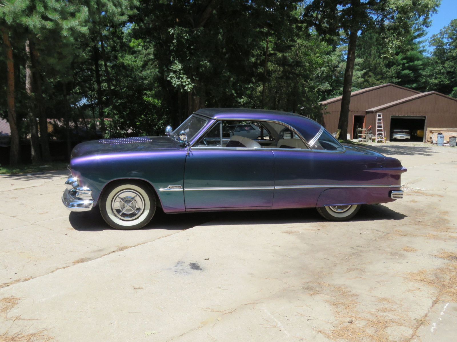 1951 Ford Victoria Custom 2dr HT - Image 16