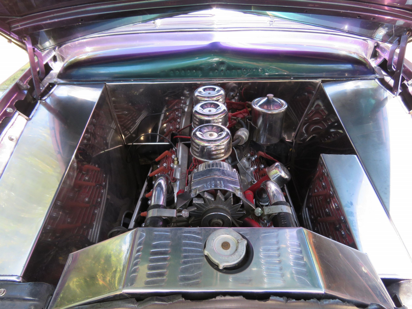 1951 Ford Victoria Custom 2dr HT - Image 19