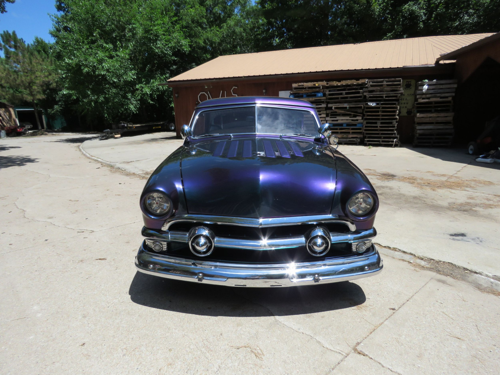 1951 Ford Victoria Custom 2dr HT - Image 2