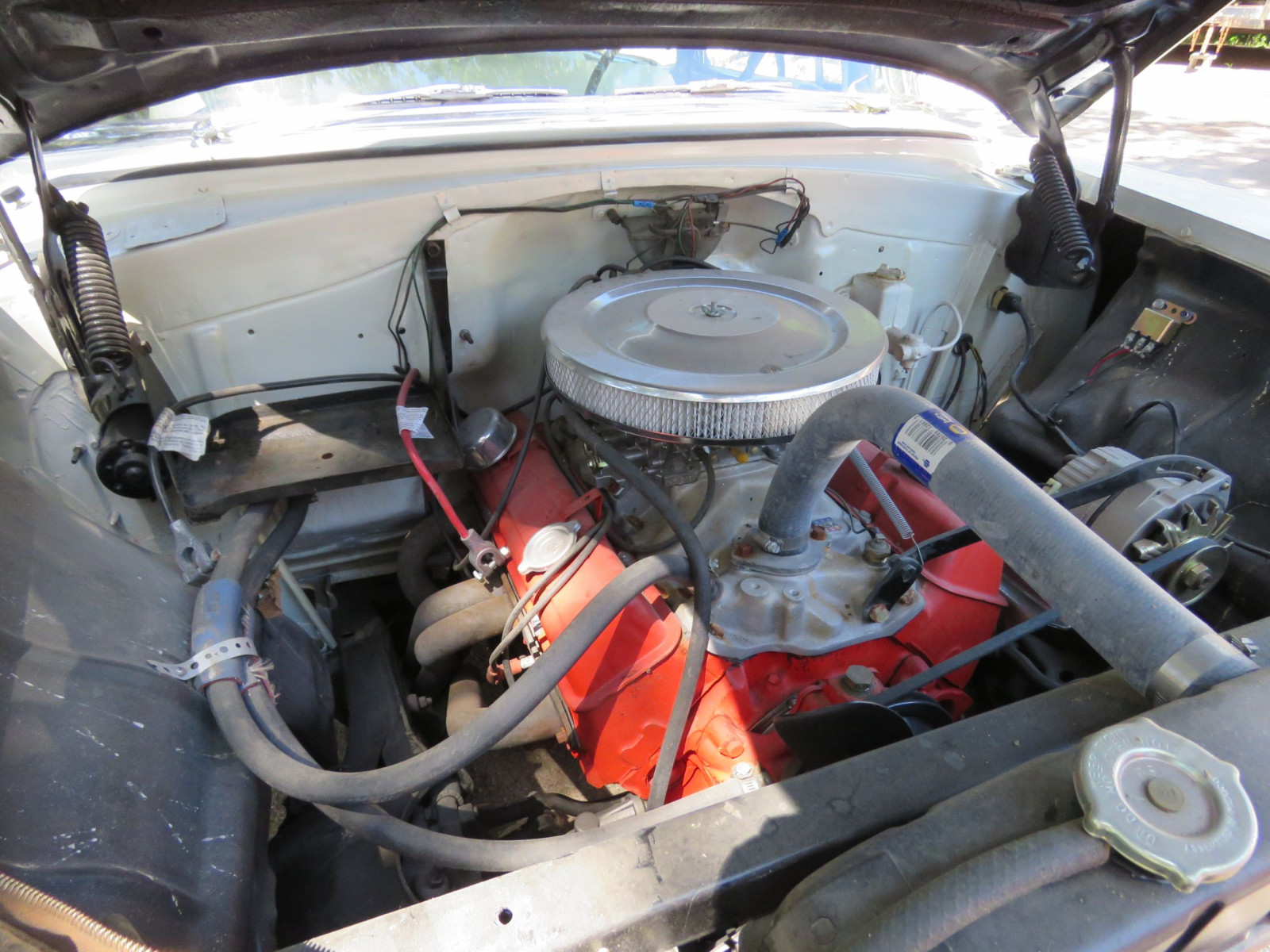 1956 Chevrolet Custom 2dr Post - Image 10