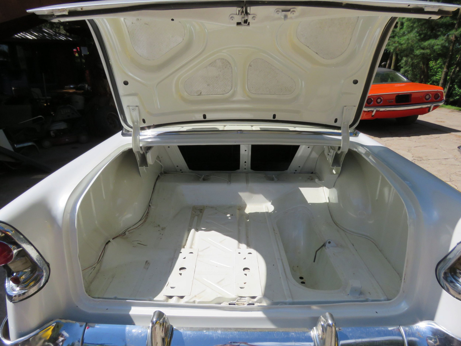 1956 Chevrolet Custom 2dr Post - Image 13