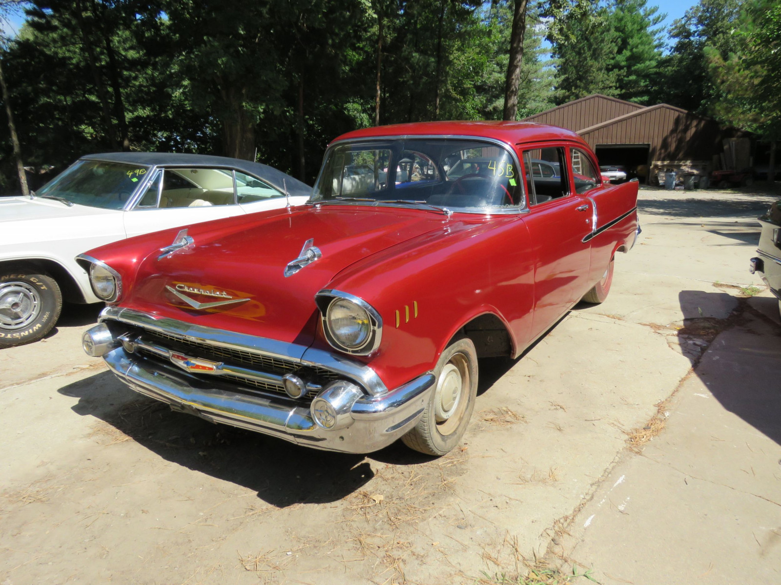 1957 Chevrolet 210 2dr Post - Image 1