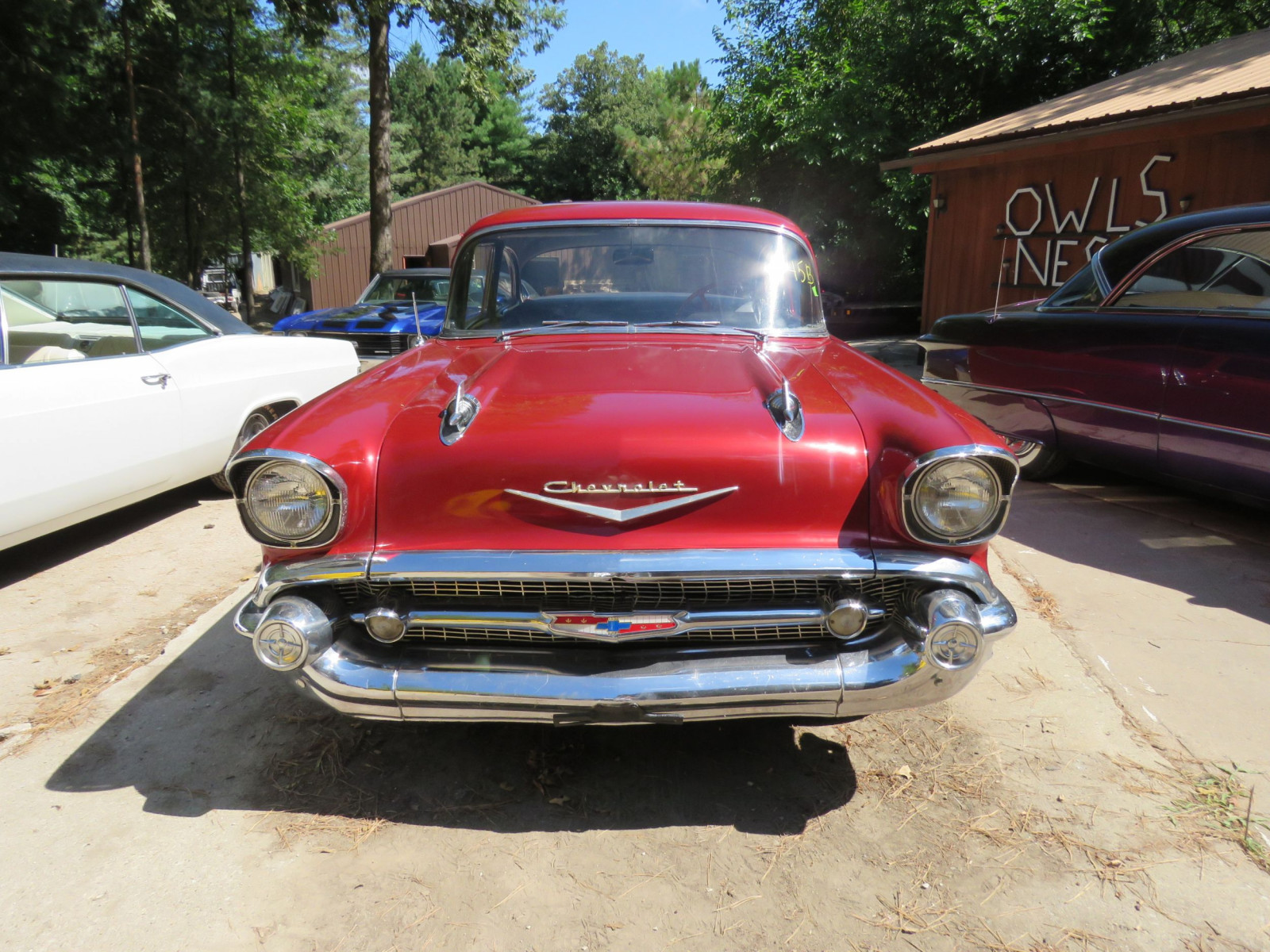 1957 Chevrolet 210 2dr Post - Image 2