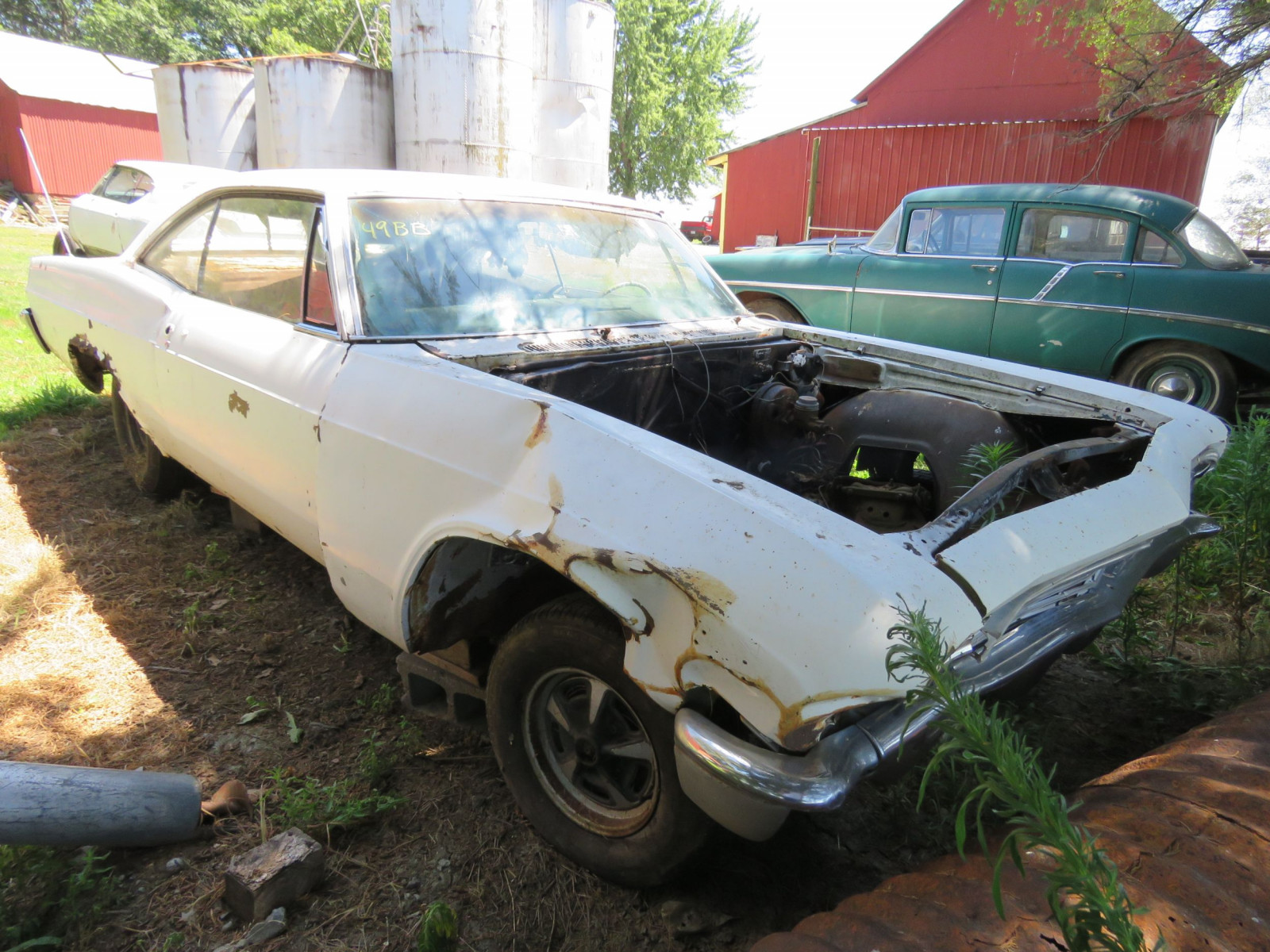 1965 Chevrolet Impala For Project or parts - Image 1