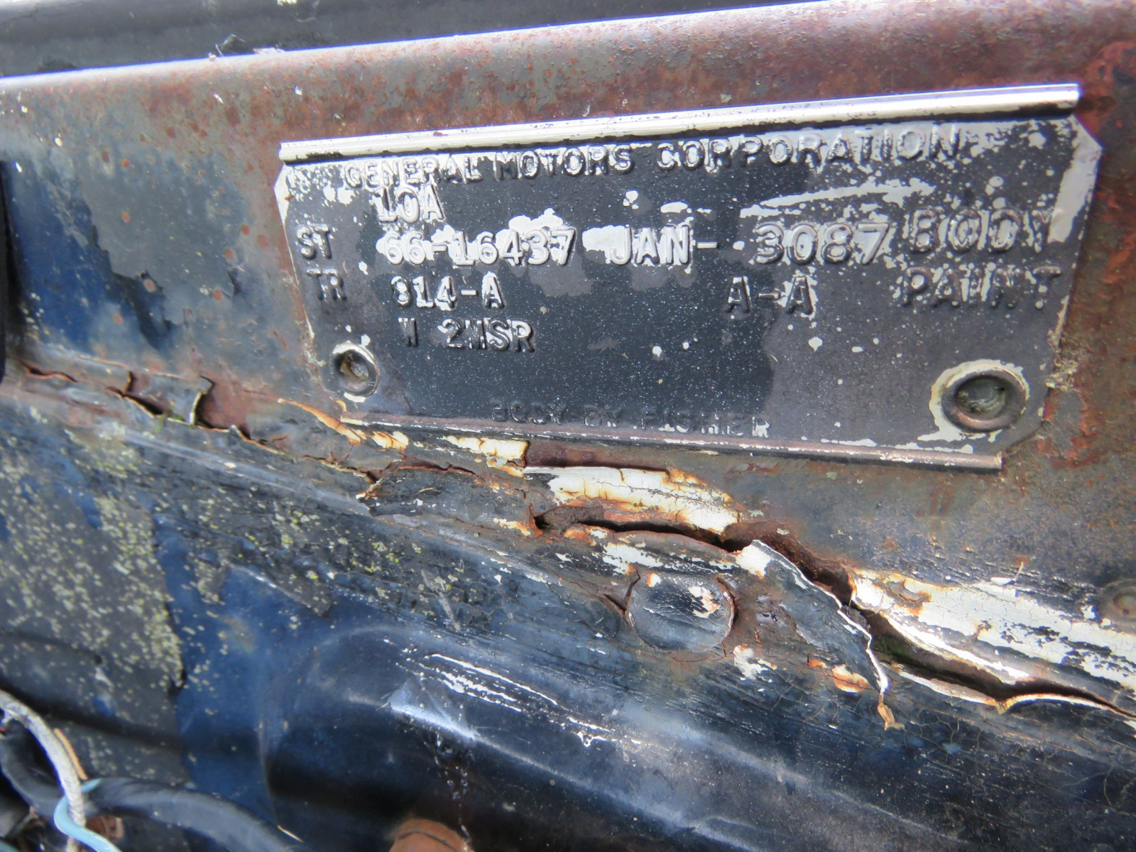 1965 Chevrolet Impala For Project or parts - Image 10