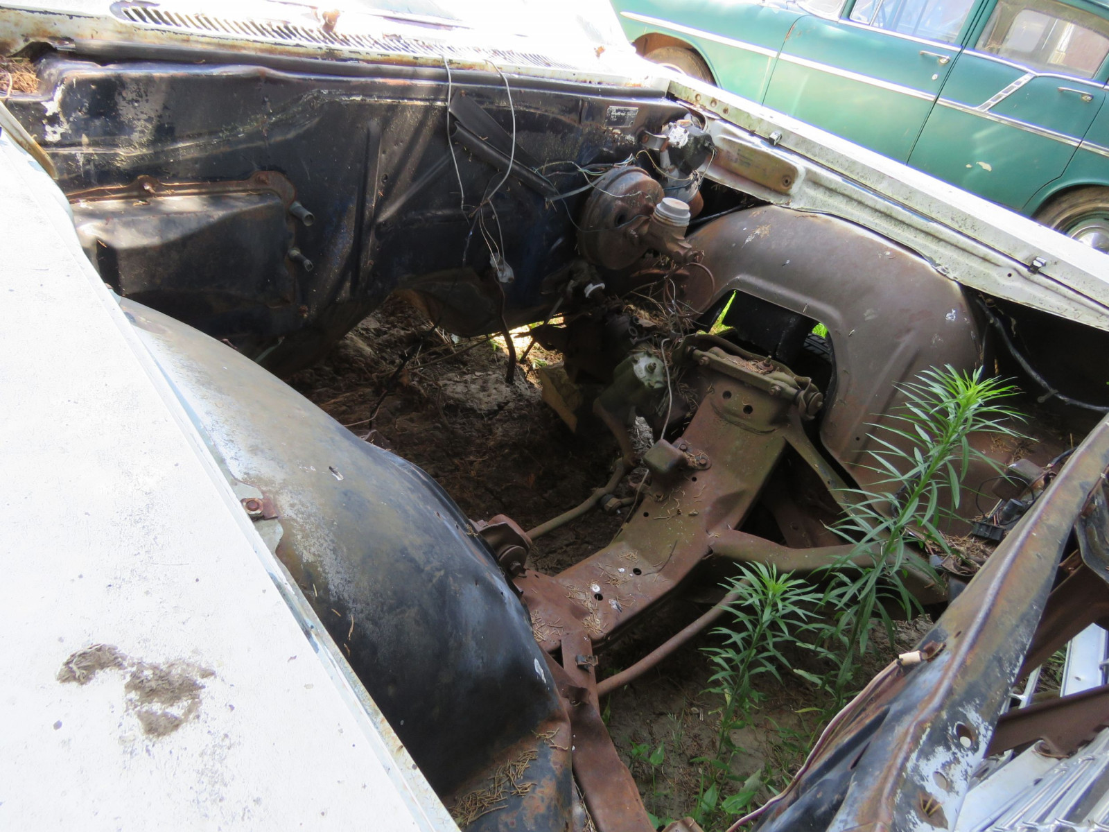 1965 Chevrolet Impala For Project or parts - Image 2