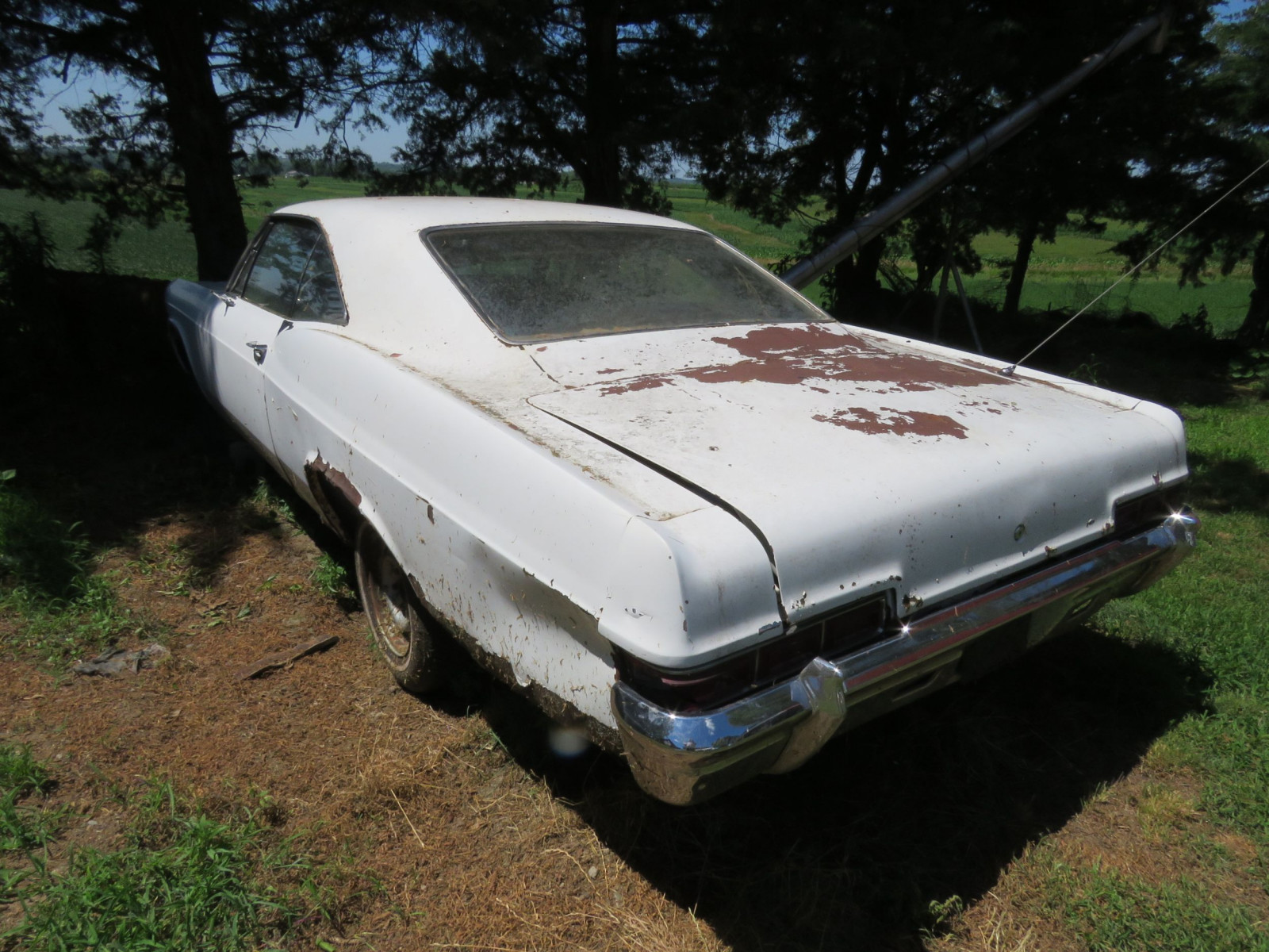 1965 Chevrolet Impala For Project or parts - Image 6