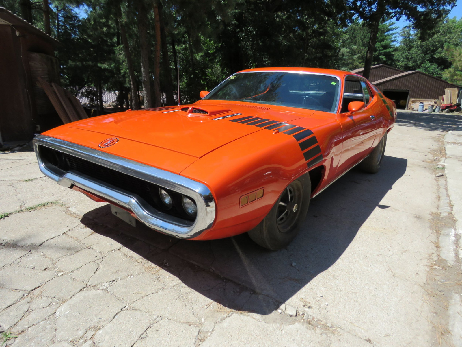 1971 Plymouth Satellite 2dr HT - Image 1
