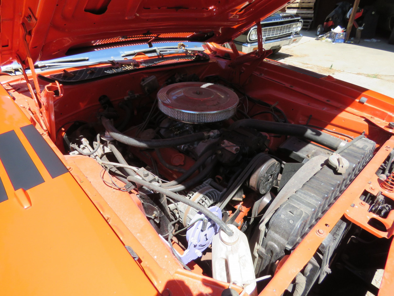 1971 Plymouth Satellite 2dr HT - Image 15