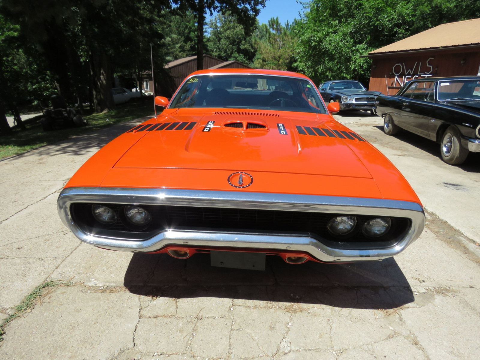 1971 Plymouth Satellite 2dr HT - Image 2