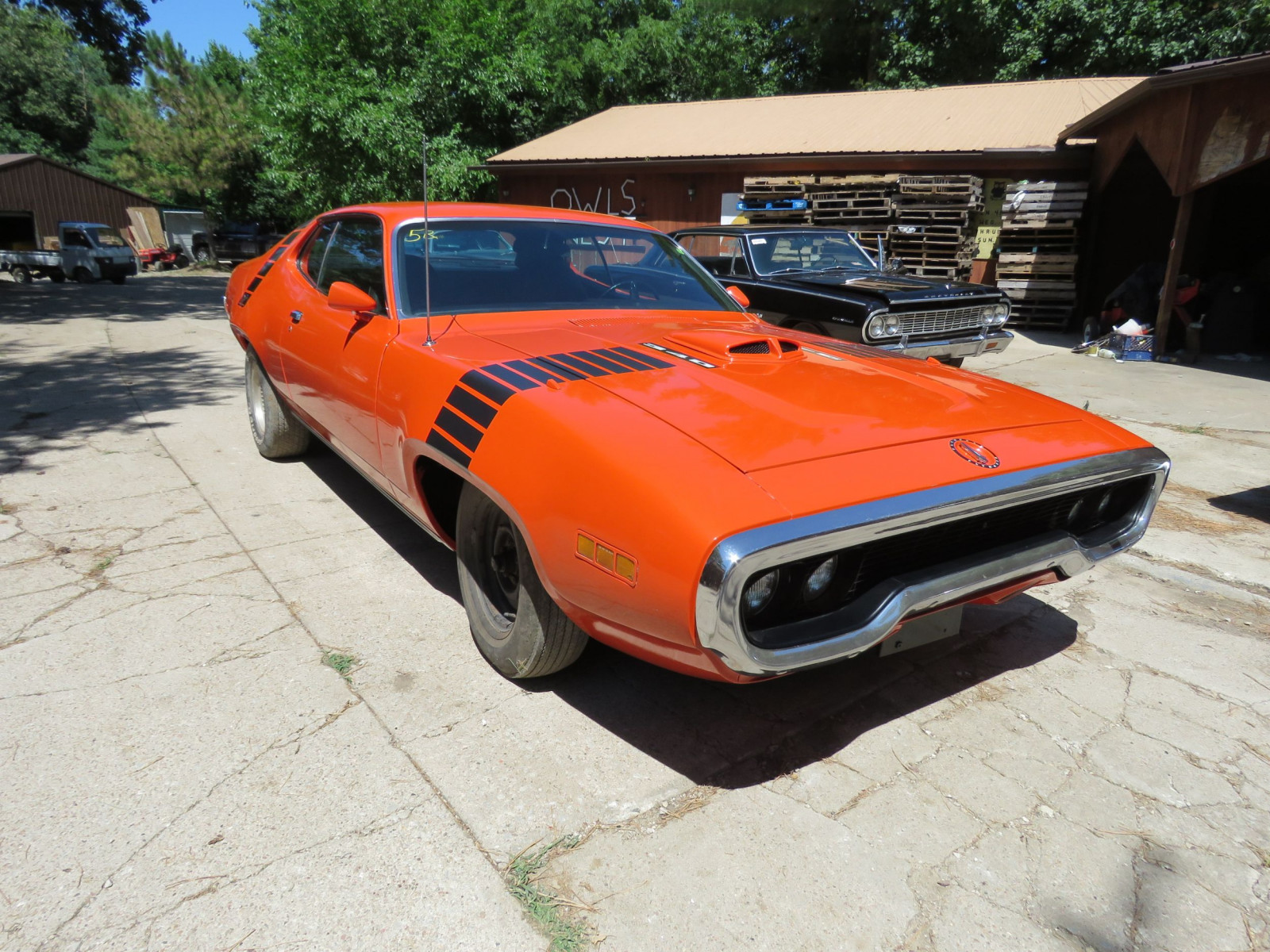 1971 Plymouth Satellite 2dr HT - Image 3