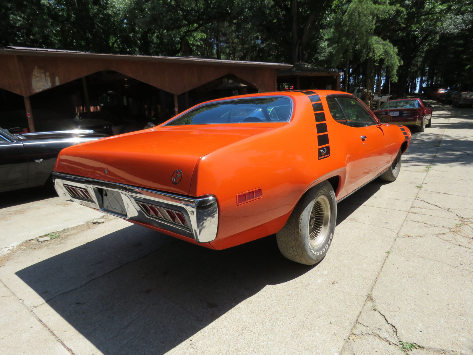 1971 Plymouth Satellite 2dr HT - Image 4