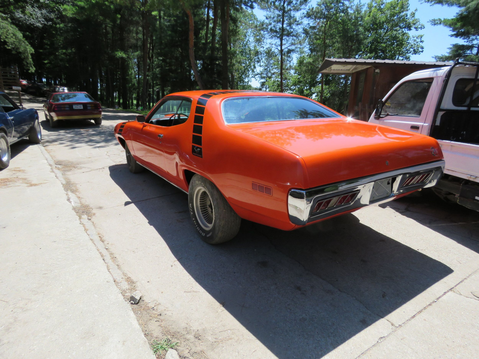 1971 Plymouth Satellite 2dr HT - Image 5