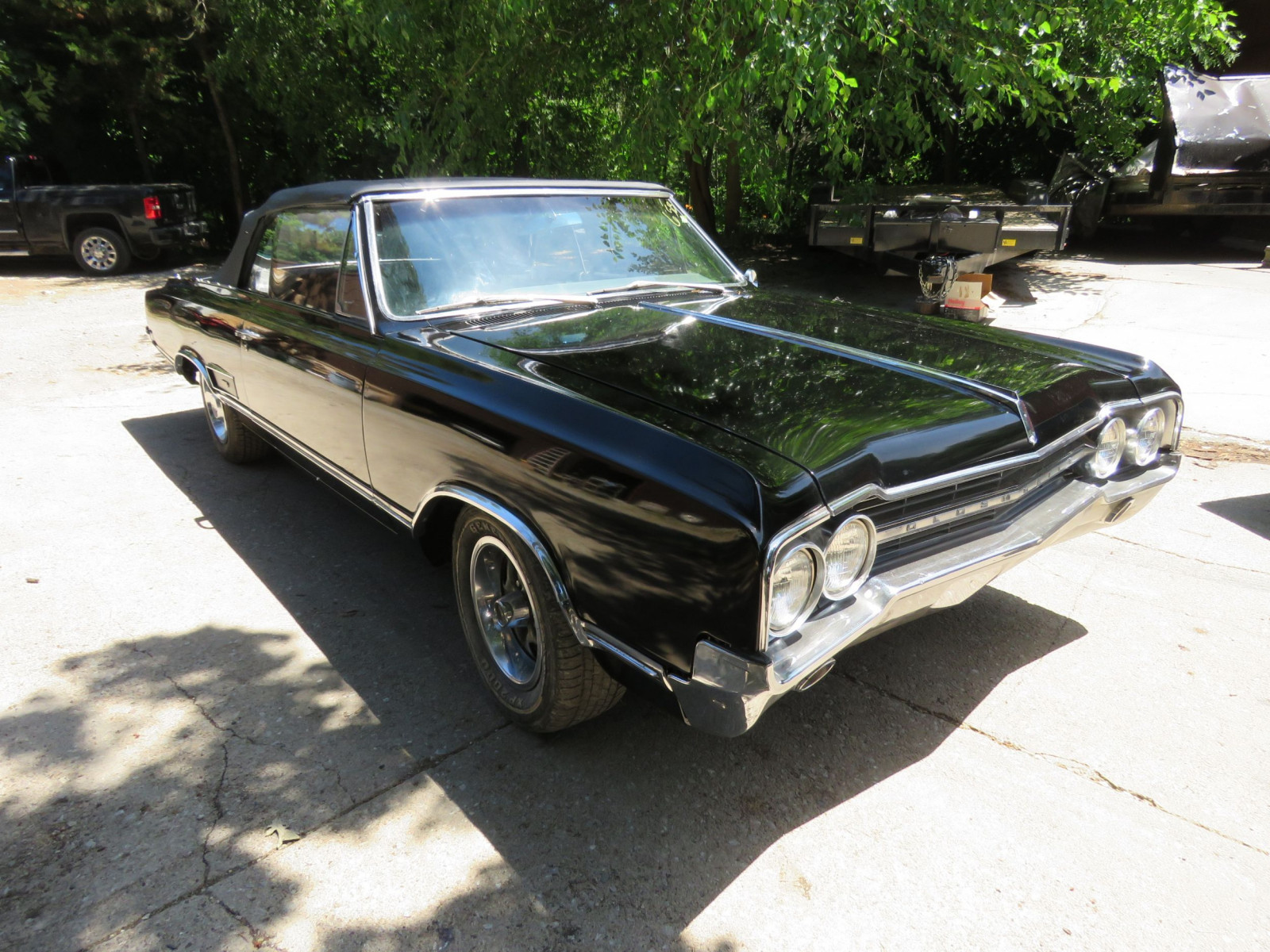 1965 Oldsmobile Cutlass Convertible - Image 1