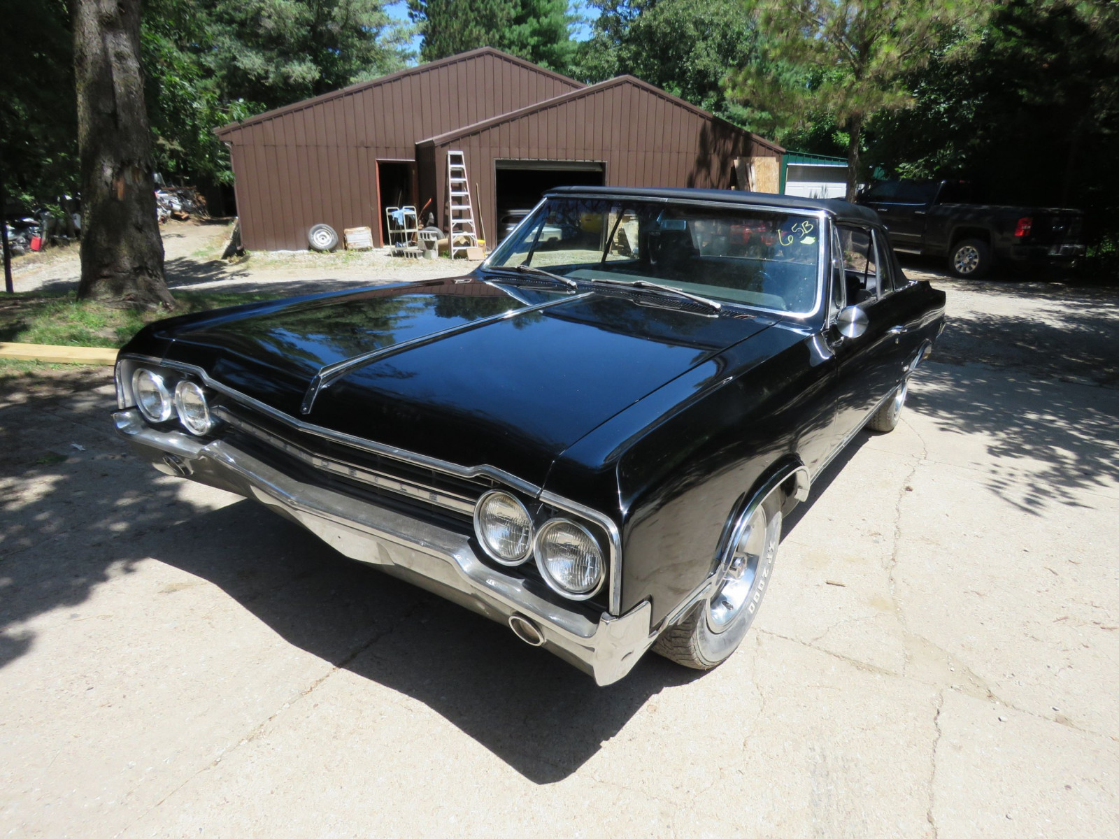 1965 Oldsmobile Cutlass Convertible - Image 3