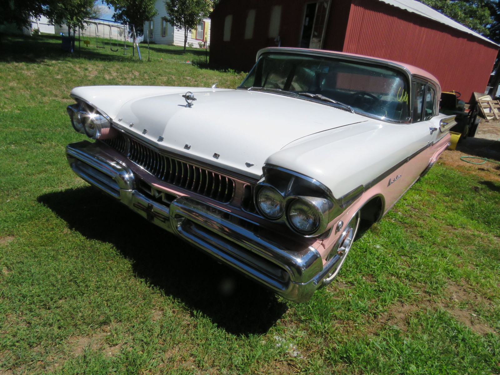 1957 Mercury Montclair 4dr Sedan - Image 3