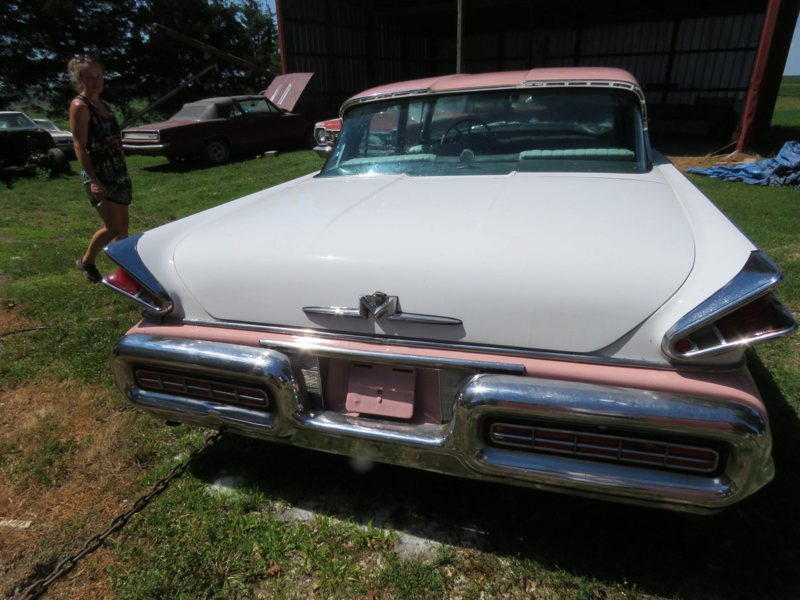 1957 Mercury Montclair 4dr Sedan - Image 5